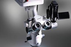 szemészeti mikroszkóp